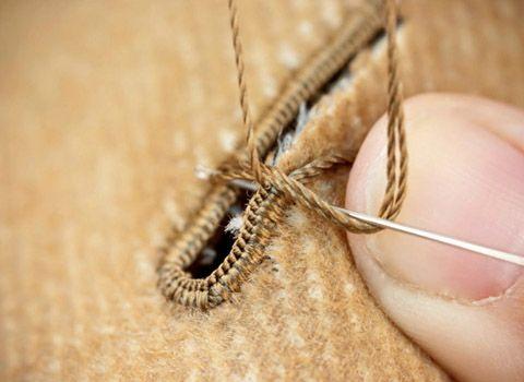 Boutonnière à la main - photo sur http://crushculdesac.tumblr.com