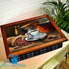 Столик-поднос Кофейный аромат NS-648