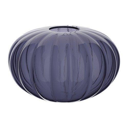 VÅRLIKT Vase IKEA Ce vase en verre est soufflé à la bouche par un artisan qualifié.