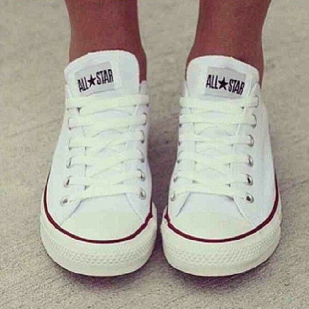 White converse never get old.
