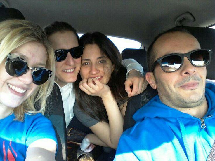 In viaggio verso Umbertide