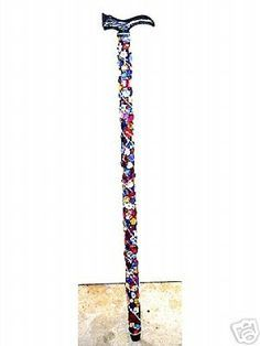 pictures of jewelled walkig stick | Jeweled Walking Cane | Flickr - Photo Sharing!