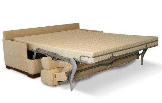 Divano letto matrimoniale modello leonardo fabbrica for Divano letto semplice