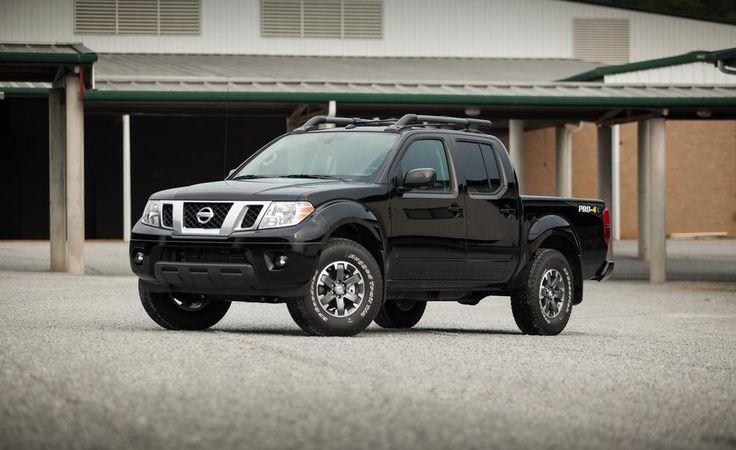 Nissan Titan Warrior Concept Looks Adventure Ready ...   2016 Frontier Prototype