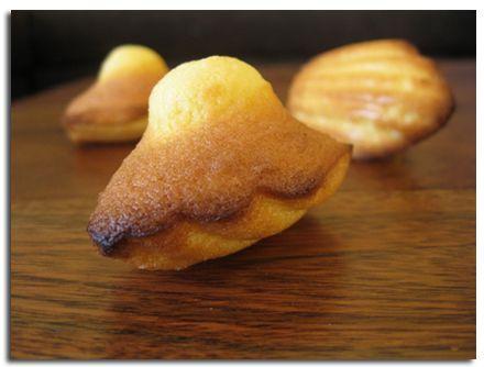 Madeleines de Commercy « Cookismo | Recettes saines et faciles