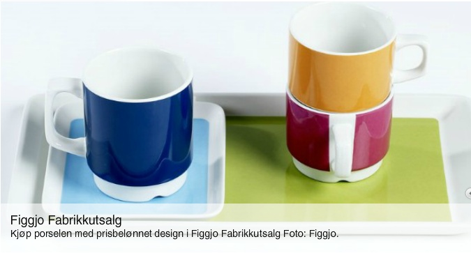 China with award-winning designs at #figgjo, #regionstavanger