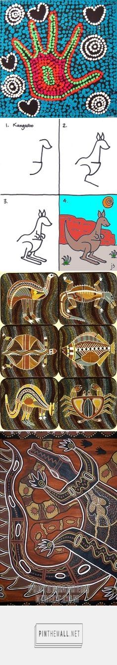 ABORIGINAL ART PROJECTS on Pinterest | 659 Pins-- Great pin board with lot's of Aboriginal Art Project, resources and images. - created via http://pinthemall.net