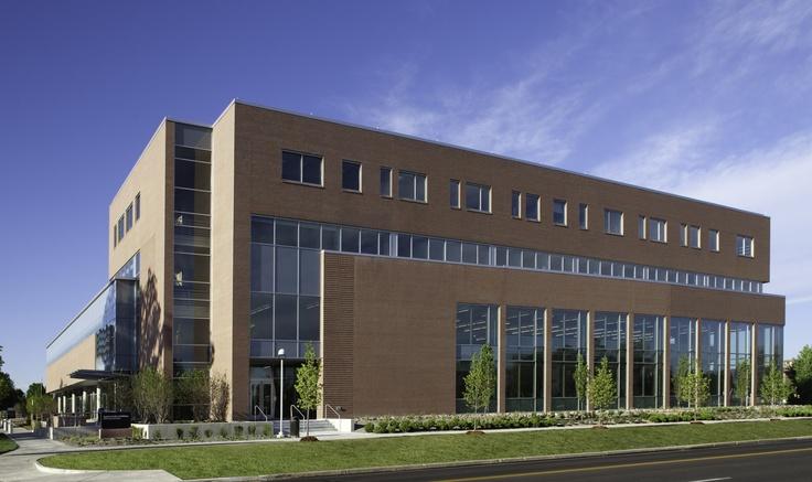 University of Colorado Denver, Anschutz Health and Wellness Center  Exterior