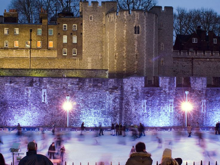7 Postcard-Perfect Outdoor Ice Skating Rinks - Condé Nast Traveler