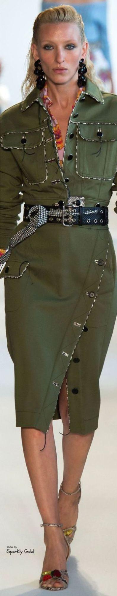 деловое платье рубашка цвета хаки