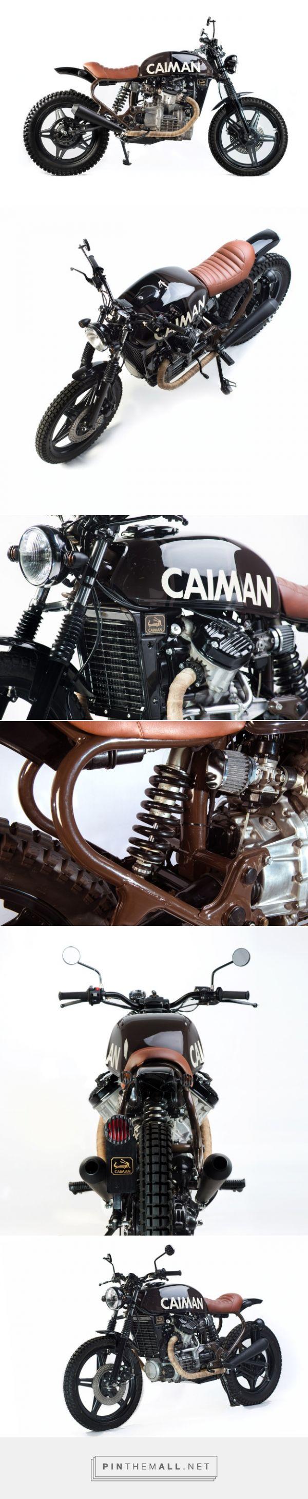 Urban Scrambler: Caiman's Honda CX500 | Bike EXIF