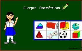 Realiza la actividad interctiva mediante el jclic Actividades de geometría para primaria