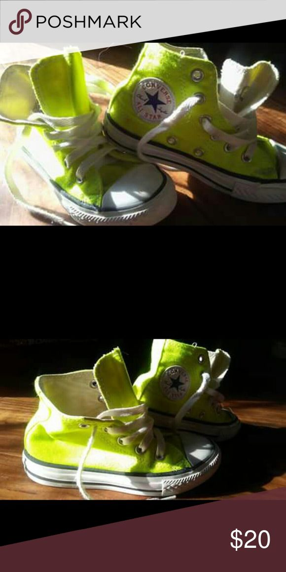 Converse All Stars Neon Converse Converse Shoes Sneakers