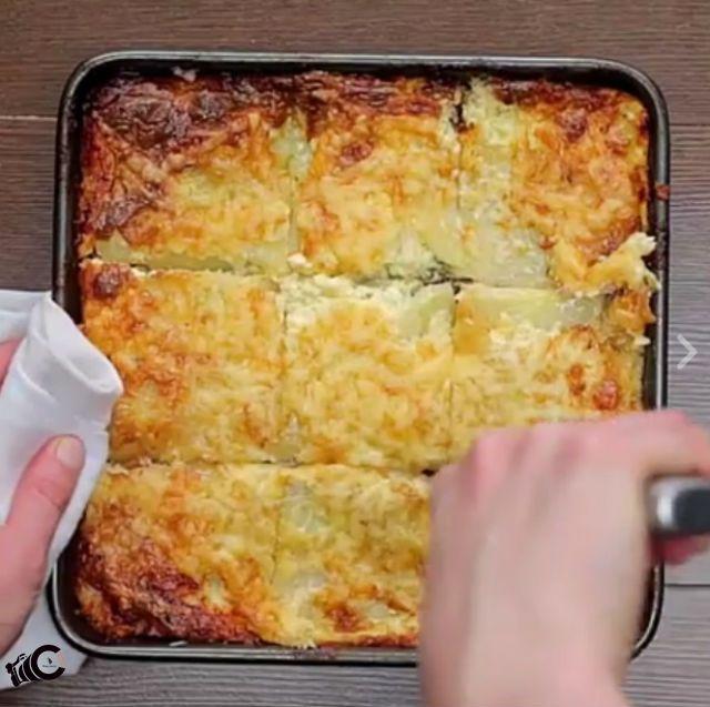 blogul spark: REŢETA ZILEI Musaca de cartofi cu carne tocată!