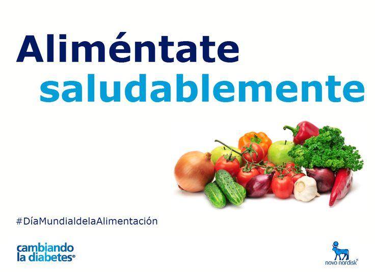 En el #DíaMundialdelaAlimentación recordamos mantener una alimentación balanceada y saludable.  Cuéntanos, ¿Qué alimentos saludables incluyes en tus comidas?