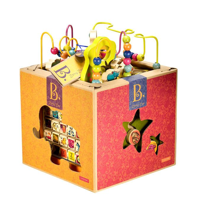 Out of the box packaging for kids toys