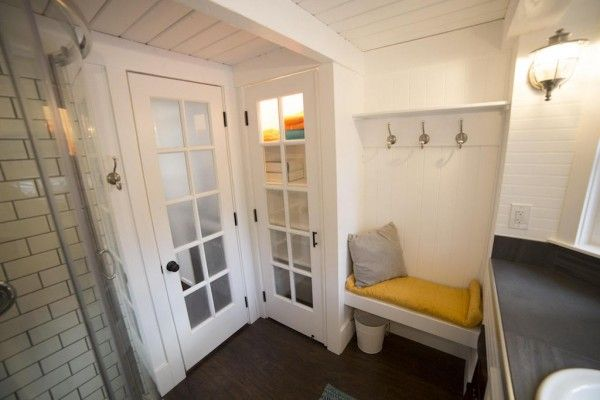 instead of sitting area- maybe another closet?