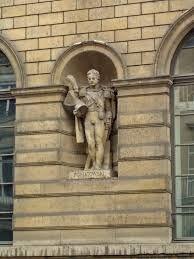 Poniatowski statue, Paris