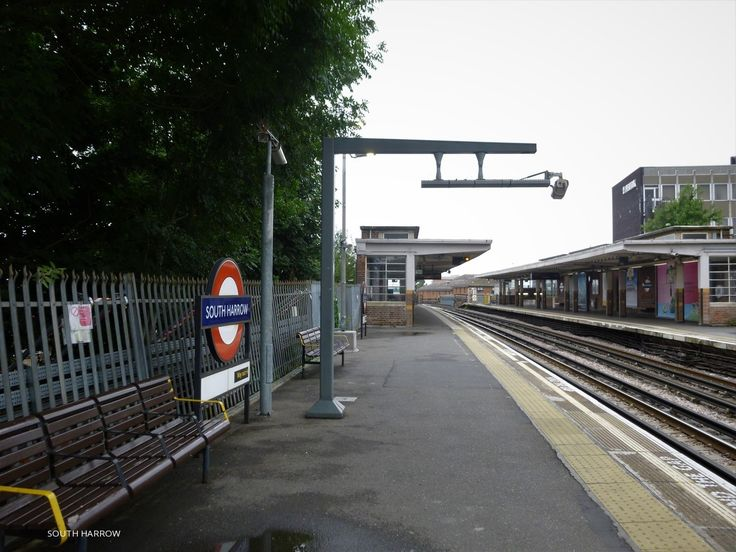 South Harrow Station - Piccadilly Line
