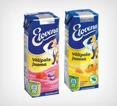 Elovenan uutuus Välipalajuoma kausimaku Omena-Raparperi on raikas ja pehmeä smoothien kaltainen juoma. Laktoositon ja maidoton välipalavaihtoehto. Tuote on tullut markkinoille toukokuun alussa. Tuotetta suosittelee mielellään muille 89 % kampanjassa mukana olleista Hopottajista. #hopottajat