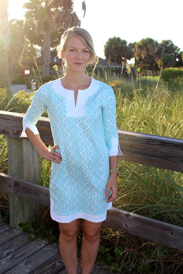 The Palm Beach Tunic ~ High Quality   Jane