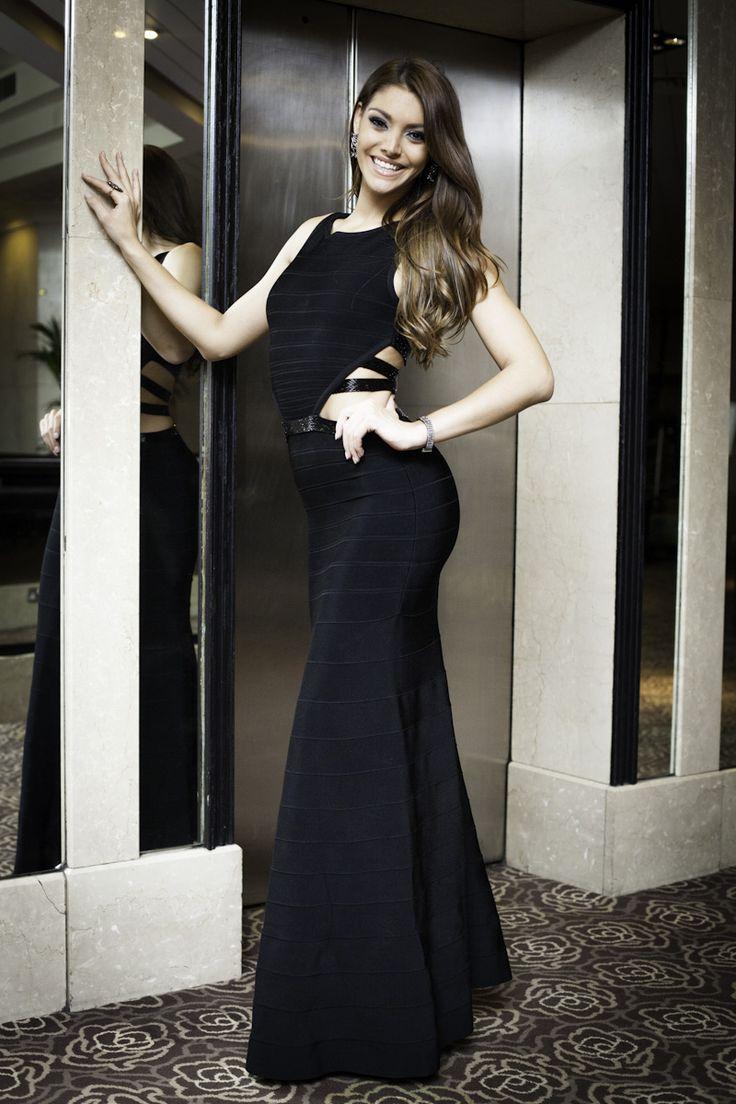 Edina Kulcsar, Miss Hongrie / Hungary 2014