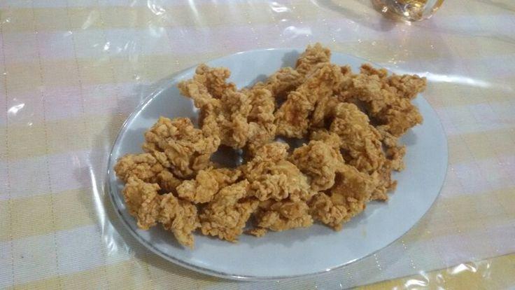 Cumi Goreng Tepung (Flour Deep Fried Squid)
