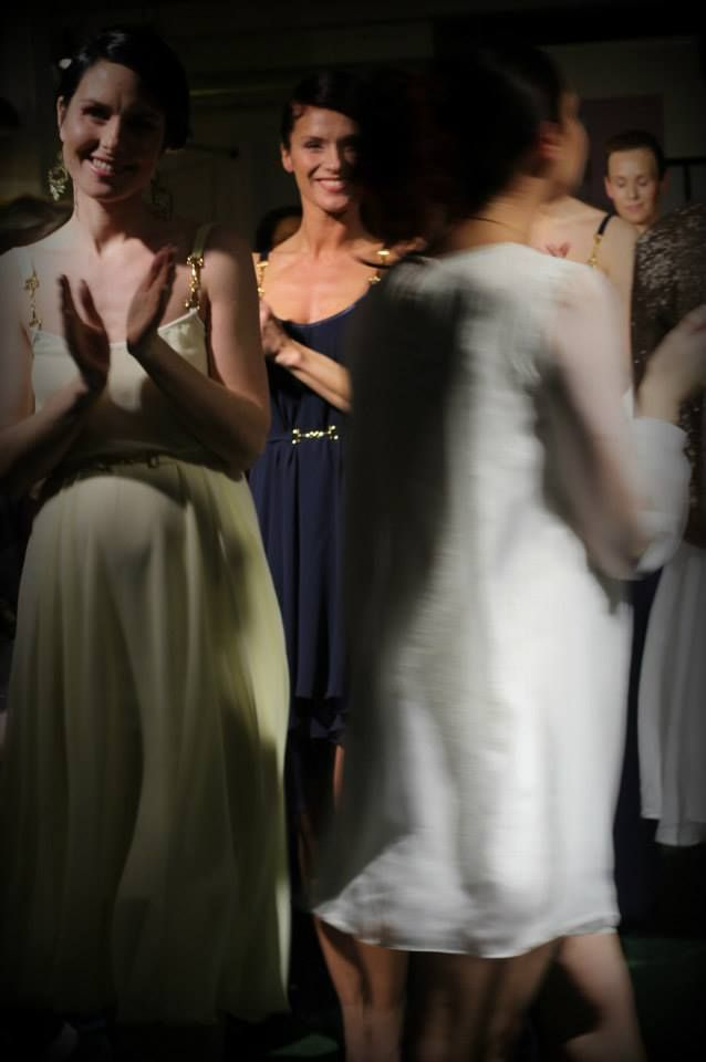 SS14 FASHION SHOW Thanks to Spaze hair salon, Linda Bjermqvist makeup artist, and all the models.