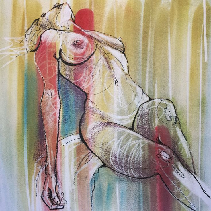 Sinead Lawless - soft pastel