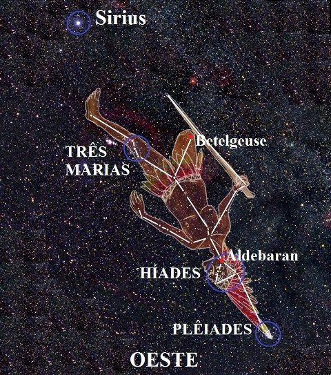 constelaçoes indigenas - estudo