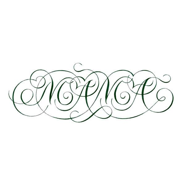 What a treat! Louise Fili, über-famous designer and letterer, has created a temporary tattoo design for us! This Tattly is the perfect, eleg...