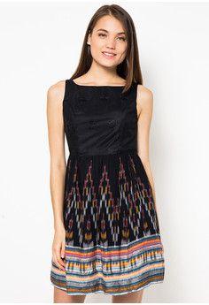 Antari Endek Dress
