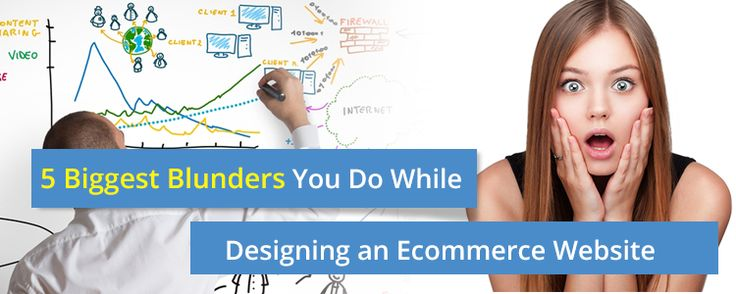 5 crucial points that you cannot ignore while designing an eCommerce webite. Do you know what they are?
