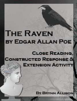 17 best images about edgar allen poe for middle school on ...