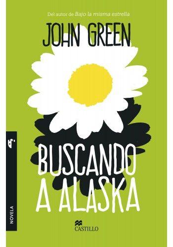 Titulo: Buscando a Alaska Autor: John Green Paginas: 320 Año de publicación:2006 Genero: Contemporaneo Ingles: Looking for Alaska Puntuación:  Sinopsis:Cansado de su aburrida existencia, Miles…