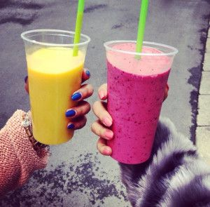 smoothies a stavy