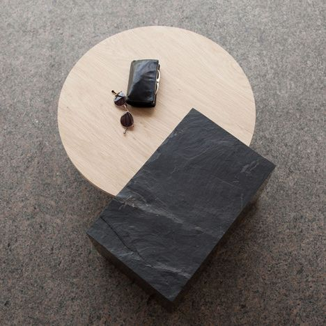 Natalie Weinmannu0027s Slate Furniture