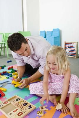 Occupational Therapy For Visual Perception For Children | LIVESTRONG.COM