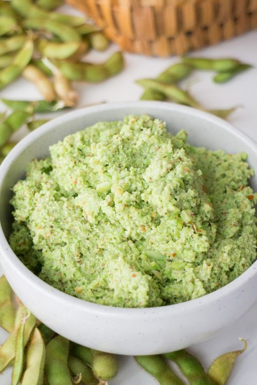 ... Pesto, Hot Pasta, Lunches Dinne Ideas, Dinner Ideas, Soybeans Edamame