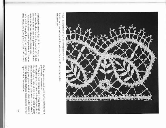 Introducing Traditional Bedfordshire Lace in 20 lessons - isamamo - Picasa-Webalben