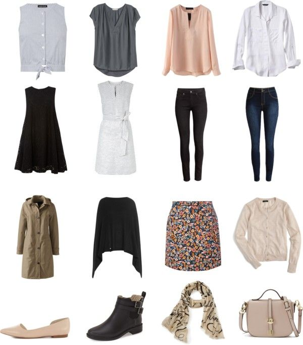What to Wear in Paris: Packing List and Capsule Wardrobe (Spring)