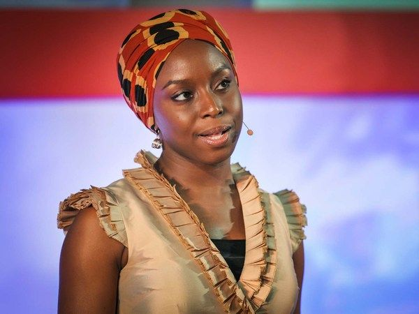 What we're listening to: Chimamanda Adichie: The danger of a single story #GoBlue #GinsbergCenter