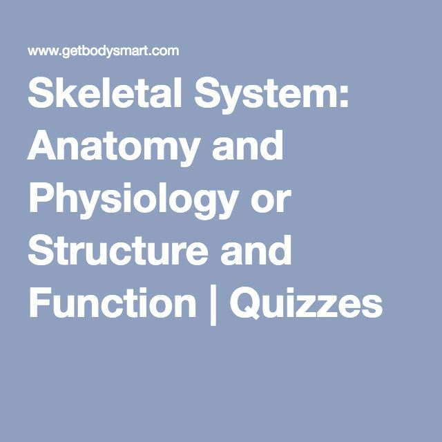 human structure and function textbook pdf