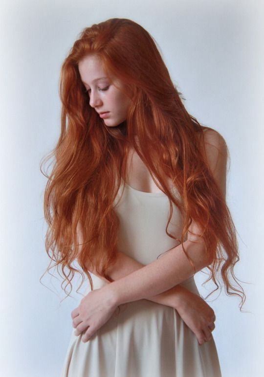 95 Best For-Redheads - Long Hair Images On Pinterest  Red -3396