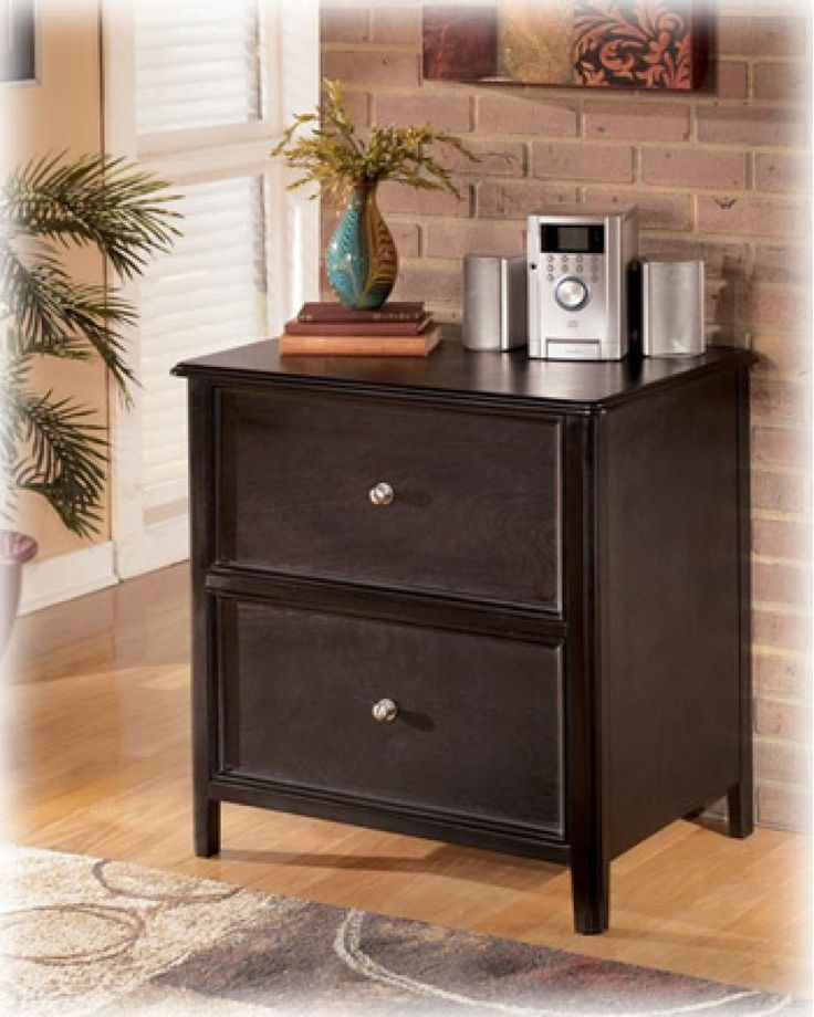 H37142 by Ashley Furniture in Winnipeg, MB - Lateral File Cabinet