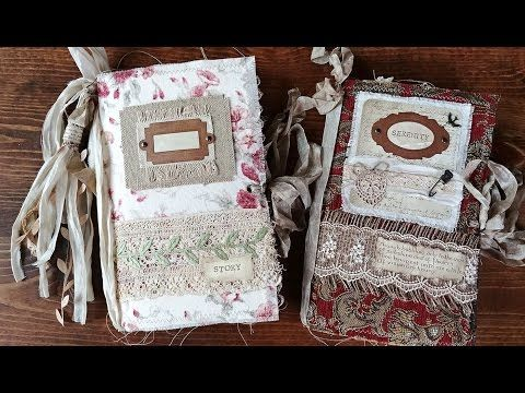 Custom Journals for Kat and Wendy - YouTube