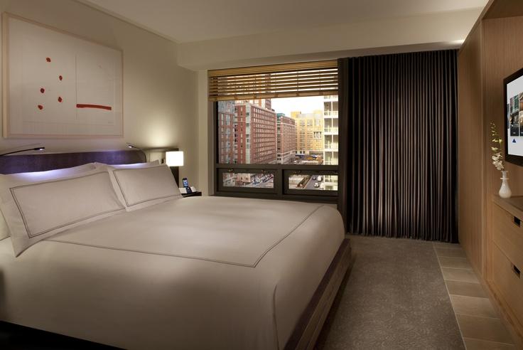 Deluxe King Bedroom