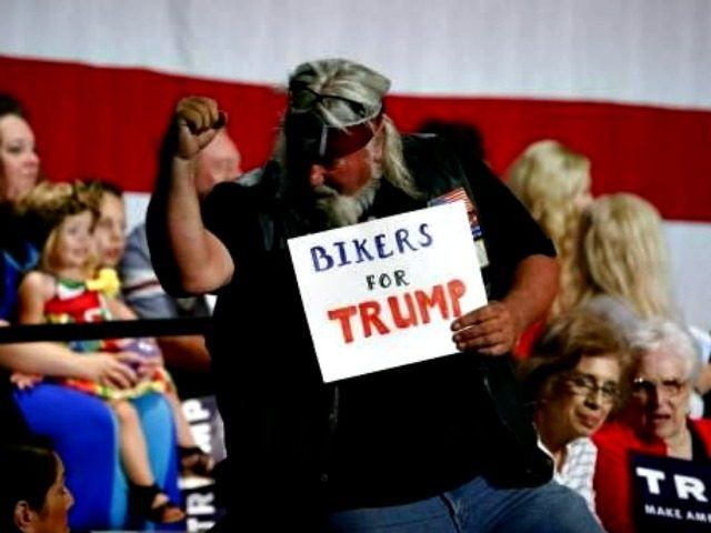 Exclusive: Bikers for Trump to Patrol Cleveland During RNC Convention; 'Vets Are Our Backbone' - 7/12/16