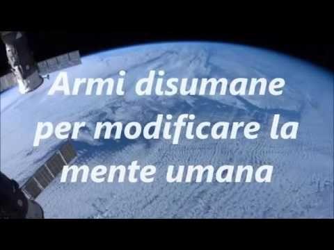 ARMI DISUMANE PER MODIFICARE LA MENTE UMANA - YouTube