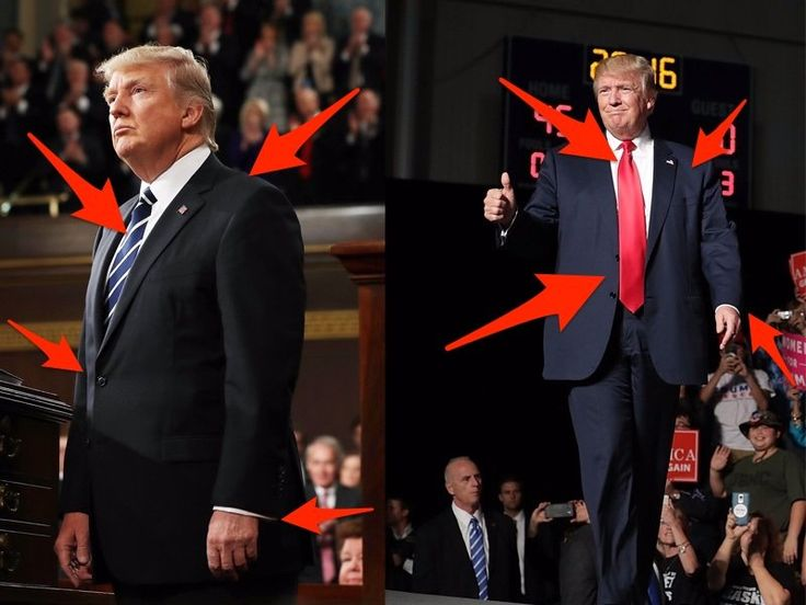 He's not much of a sartorial icon or the typical picture of a politician. And yet in his first speech to a joint session of congress on Tuesday night, President Trump looked different from his normal self — in a word, polished. He donned a dark navy (possibly even black) suit that... #Address, #Appearance, #Congress, #Huge, #Presidential, #Step, #Suit, #Trump, #Wore The suit that Trump wore for his address to Congress was a huge step up in his presidential appearanc